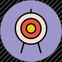 archery board, dart board target, dartboard, shooting board, target icon
