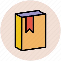 album, book, bookmark, catalog, education, learning, reading icon