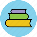 album, books, catalog, education, learning, reading icon