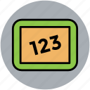 accounting, calculate, mathematical signs, maths, maths symbols icon
