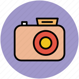 camera, digital camera, image, photo, photographic camera, photography, picture icon