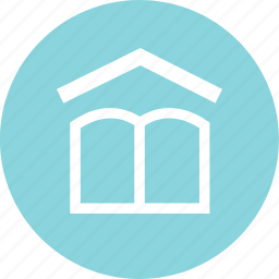 book, home, house, learn, learning, open icon