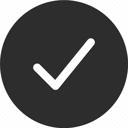 Check, mark, menu, ok icon - Download on Iconfinder