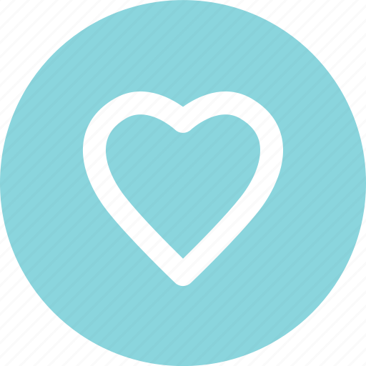 heart, love, menu, navigation icon