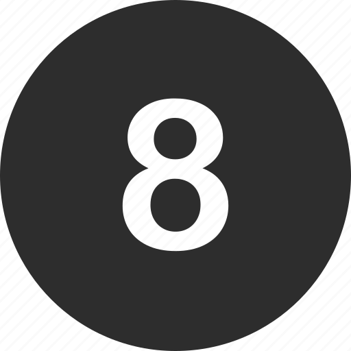Eight, menu, number icon - Download on Iconfinder