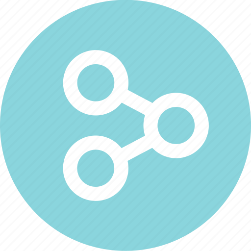 analytics, online, share icon