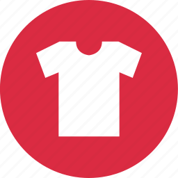 circle, code, dress, dressing, shirt, tshirt icon