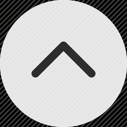 menu, online, point, up icon