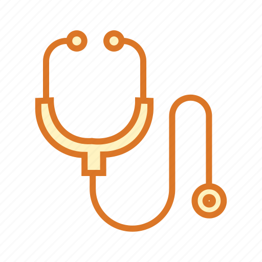 checkup, doctor, education, healthcare, heartrate, medical, stethescope icon