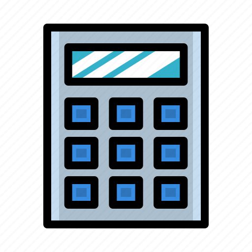 Calculator, count, math icon - Download on Iconfinder