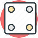 casino, dice, gamble, gambling, game icon