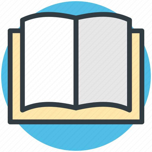 book, guide, literature, open book, schoolbook icon