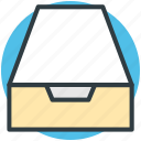 email box, email inbox, inbox, mail drop, mailbox icon