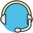 earphone, headphone, headset, sound icon