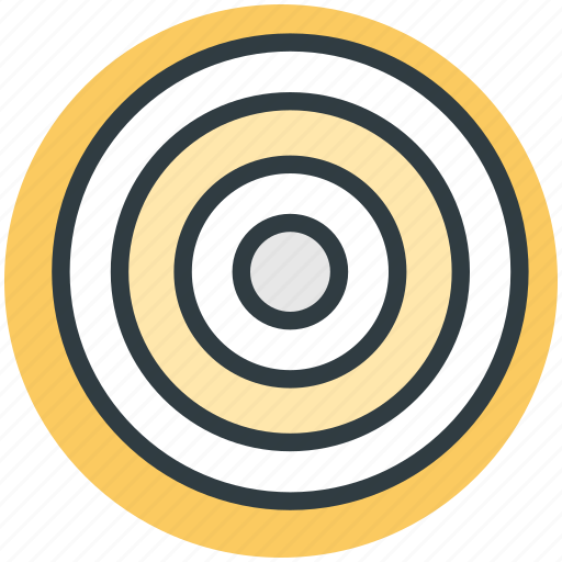 archery, bullseye, dart, dartboard, optimization icon