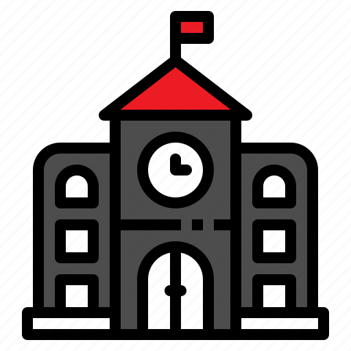 Building, education, learn, school, study icon - Download on Iconfinder