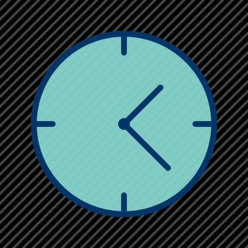 alarm, clock, time, time piece icon