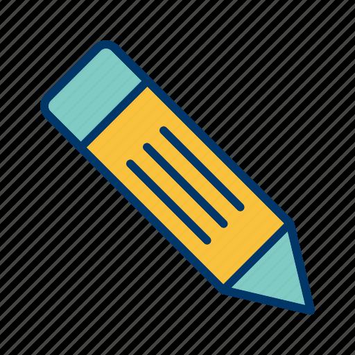 edit, pen, pencil, writing icon