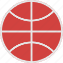 ball, basket, basketball, education, play icon