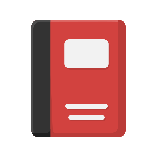 book, education, learn, note, school, student, study icon