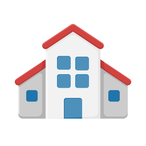 building, education, learn, student, study icon