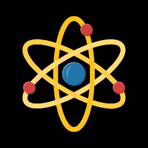 atom, education, learn, school, student, study icon