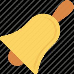 bell, break, lesson, lunch break icon icon