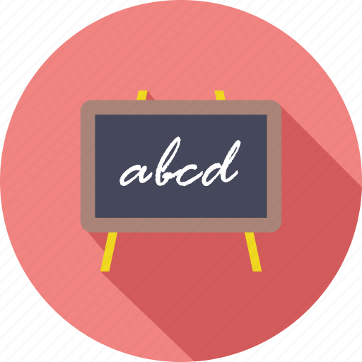 blackboard, board, chart, presentation, school, school black board, statistics, whiteboard icon