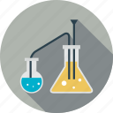 bucket, chemical, chemistry, experiment, lab, lab tube, laboratory, medical, physics, research, science, test icon