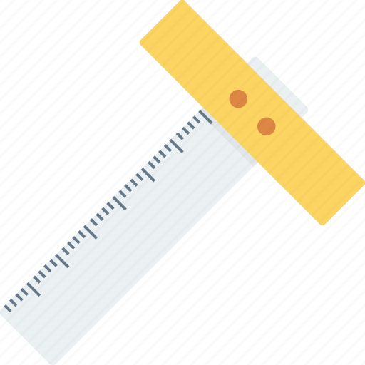 ruler, scale icon icon