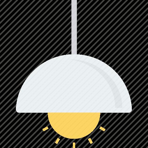 lamp, light icon icon