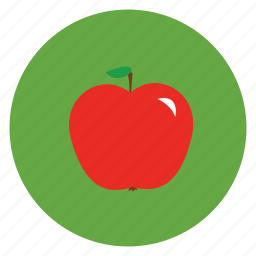 apple, education, gravity, science, study icon