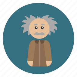 albert einstein, education, einstein icon