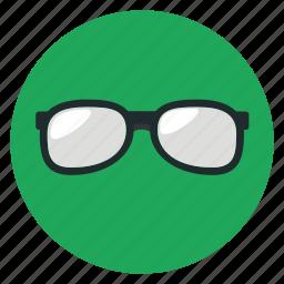 education, geek, glasses, teacher, teaching icon