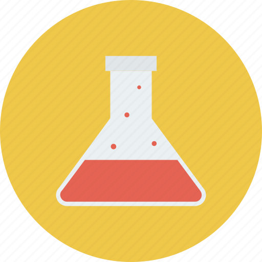 biology, chemistry, experiment, science, test, tube icon icon