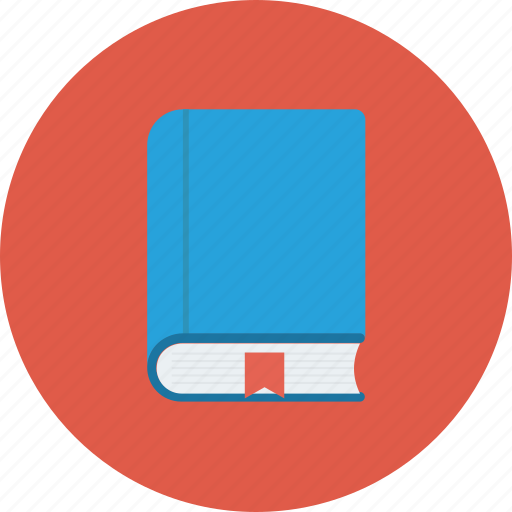 Book, bookmark, education icon icon - Download on Iconfinder
