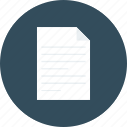 agreement, award, business, contract, document, guarantee, signature icon icon