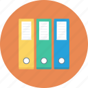 binder, data, document, documents, files icon icon