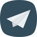 delivery, email, sent, sent mail icon icon