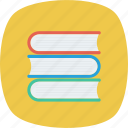 books, library icon icon