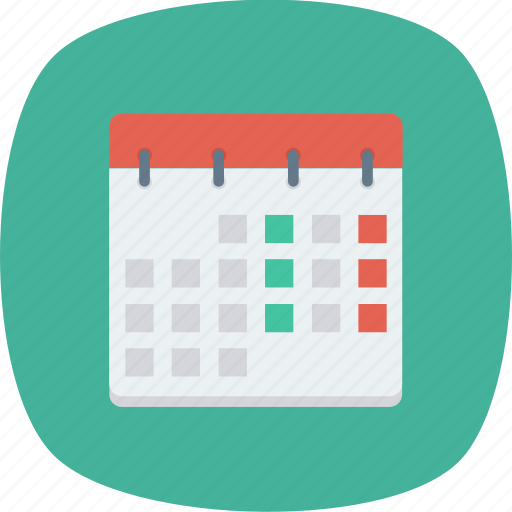 calendar, date, multimedia, schedule icon icon