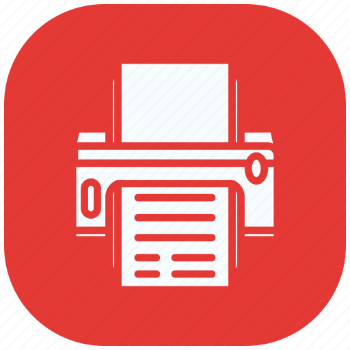 paint, painting, point, pointer, print, printer, printing icon