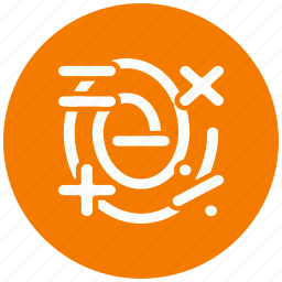 accounting, calculating, calculation, calculator, digital, mathematics, online icon