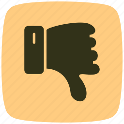 bad, dislike, emoji, emoticon, emoticons, expression, sad icon