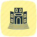 educational, institute, knowledge, laboratory, school, science, university icon