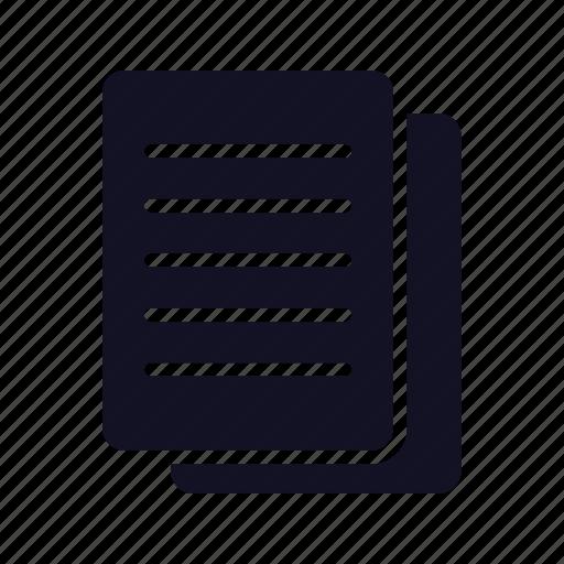 analytics, copy, data, file, graph, report, storage icon