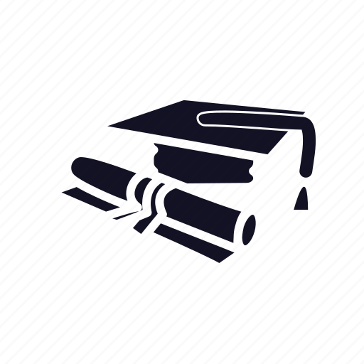 certificate, configuration, degree, diploma, getting, getting degree, preferences icon