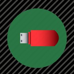 education, electronics, media, music, school, university, usb icon