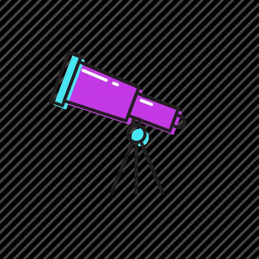 telescope icon