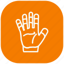 communication, fingers, gesture, hand, interaction, interface, touch icon